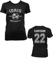 Carstairs 22 Idris University Women T-shirt - Meh. Geek - 1