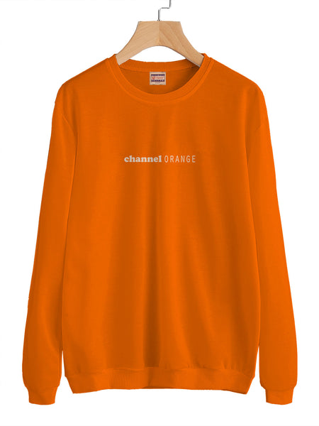 Channel Orange Frank Ocean Blond Unisex Crewneck Sweatshirt Adult
