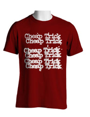 Cheap Trick Rock Band Men T-shirt tee PA