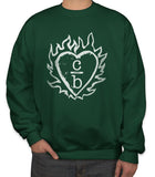 C Over B Clothes Over Bros One Tree Hill Unisex Crewneck Sweatshirt (Adult)