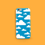 Clouds iPhone Snap or Tough Case