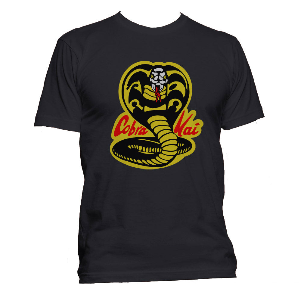 11fb82ffc 21.50 USD Cobra Kai tee Men T-shirt ...