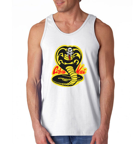 Cobra Kai Men Tank Top