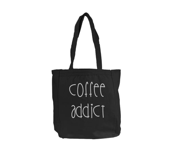 Coffee Addict Tote bag BE008 12 OZ