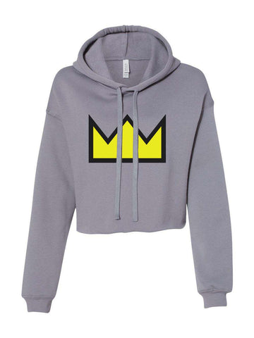 Crown Betty Cooper Riverdale Cropped Hoodie