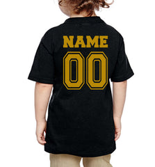 Customize - New Hufflepuff CAPTAIN quidditch team Toddler T-shirt tee