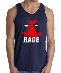 Daddy Needs To Express Some Rage Men Tank Top