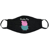 Daddy Pig Face Mask