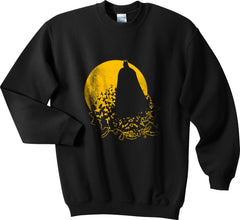 The Dark Knight Super Hero Unisex Crewneck Sweatshirt - Meh. Geek - 1