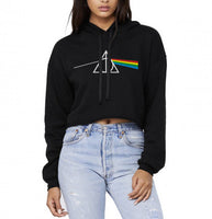 Dark Side of the Hallows Cropped Hoodie / Crop Hoodie