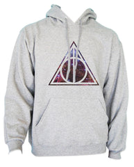 Deathly Hallows Nebula Harry potter Unisex Pullover Hoodie - Meh. Geek