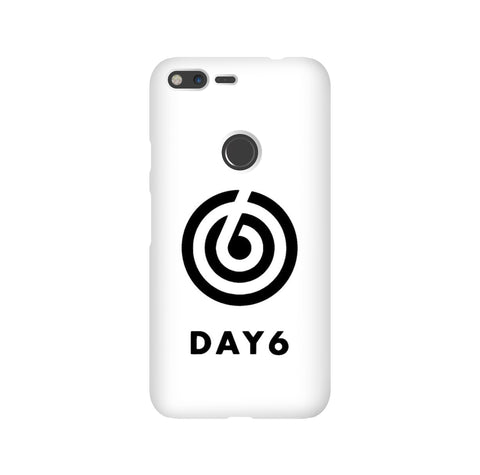 Day6 Logo K-pop iPhone, Samsung Galaxy, Google Pixel, LG Snap or Tough Phone Case