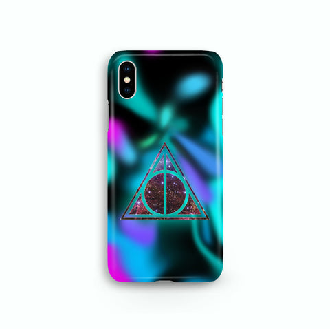 Deathly Hallow Nebula Galaxy iPhone, Samsung Galaxy, Google Pixel, LG Snap or Tough Phone Case