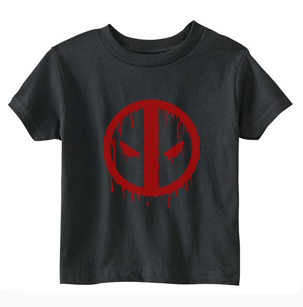 Deadpool Drips Toddler T-shirt tee