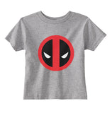 Deadpool Logo Toddler T-shirt tee