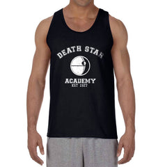 Death Star Academy Starwars Men Tank top - Meh. Geek - 3