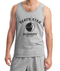 Death Star Academy Starwars Men Tank top - Meh. Geek - 1