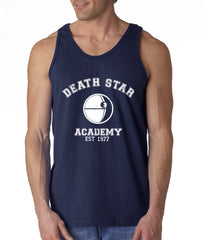 Death Star Academy Starwars Men Tank top - Meh. Geek - 2