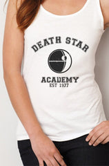 Death Star Academy Starwars Women Tank top - Meh. Geek - 5