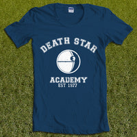 Death Star Academy Starwars Women T-shirt
