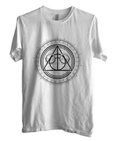 Deathly Hallows Art Harry Potter Men T-shirt