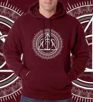 Deathly Hallows Art Harry potter Unisex Pullover Hoodie