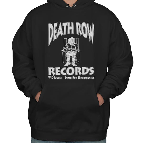Death Row Records Unisex Pullover Hoodie PA