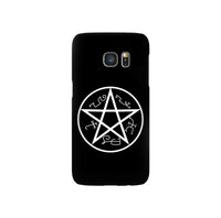 Devil Trap Supernatural Samsung Galaxy Snap or Tough Case
