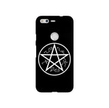 Devil Trap Supernatural LG and Google Pixel Snap or Tough Phone Case