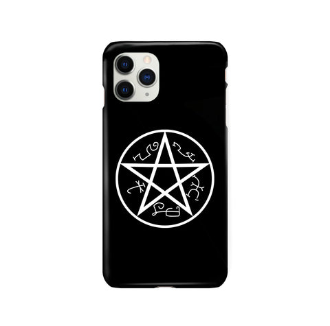 Devil Trap Supernatural iPhone Snap or Tough Case