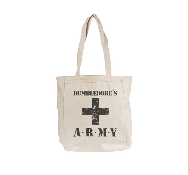 Dumbledore's Army Canvas Tote bag BE008 12 OZ