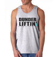 Dunder Lifting Gym Muscle Company Men Tank Top