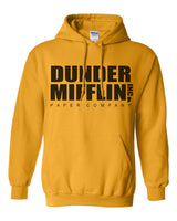Dunder Mifflin Paper Company Inc Unisex Pullover Hoodie Adult