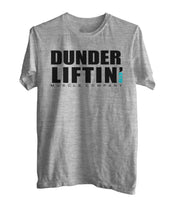Dunder Lifting Muscle Company Men T-shirt / Tee