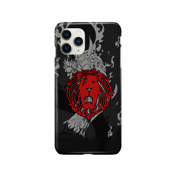 Escanor Lion Symbol iPhone Snap or Tough Case