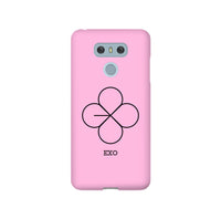 Exo Clover K-pop iPhone, Samsung Galaxy, Google Pixel, LG Snap or Tough Phone Case
