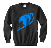 Fairy Tail symbol Manga Anime Crewneck Sweatshirt Adult