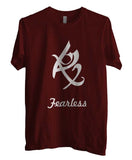 Fearless Symbol The Mortal Instrument T-shirt Men
