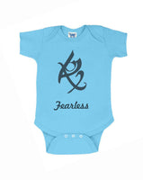 Fearless rune runes of magic The Shadowhunters Baby Onesies - Meh. Geek - 5