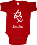 Fearless rune runes of magic The Shadowhunters Baby Onesies - Meh. Geek - 3