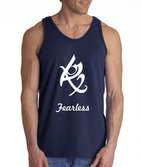 Fearless Symbol The Mortal Instrument Men Tank Top