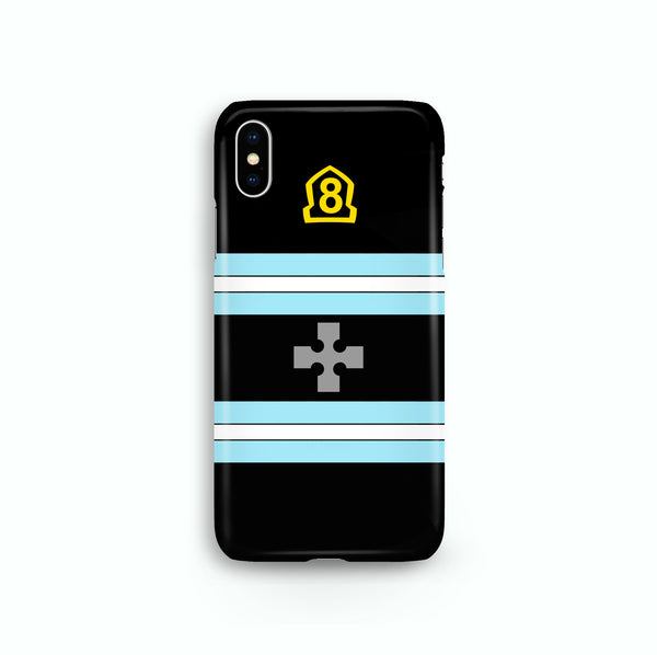 Fire Force Company 8 iPhone Snap or Tough Case