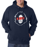 For the Watch Jon Snow Game of Thrones Unisex Pullover Hoodie - Meh. Geek - 2