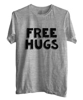 Free Hugs T-shirt Men - Meh. Geek