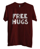 Free Hugs T-shirt Men