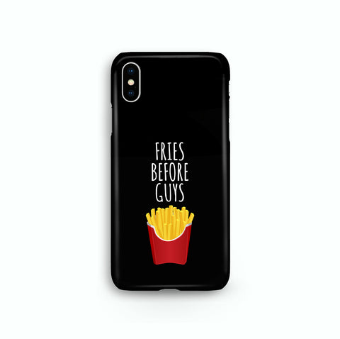 Fries Before Guys iPhone Snap or Tough Case
