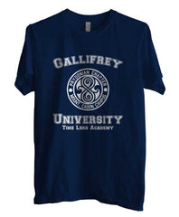 Gallifrey University Time lord academy Doctor Who Men T-shirt