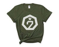 Got 7 K-Pop Women T-shirt Tee