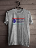 Grey + Sloan Memorial Hospital Greys Anatomy T-shirt Men - Meh. Geek - 2