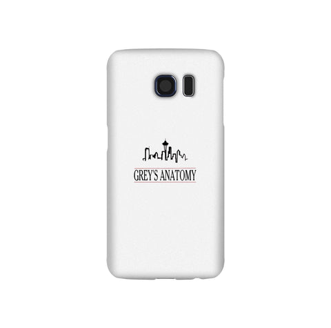 Grey's Anatomy 1 Samsung Galaxy Snap or Tough Case